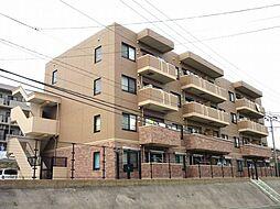 神奈川県横浜市青葉区あかね台2丁目の賃貸マンションの外観