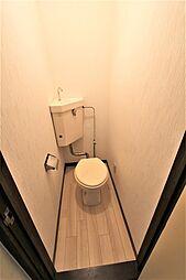 潮見台ハイツのトイレ