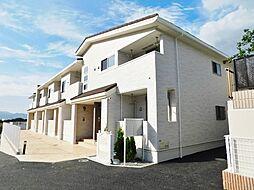 小田急小田原線 海老名駅 バス11分 サンパルク650下車 徒歩4分の賃貸アパート