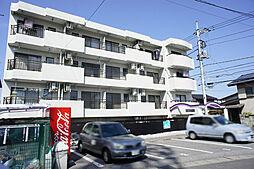 栃木県宇都宮市江曽島1丁目の賃貸マンションの外観