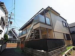 アパートメント須磨天神[2階]の外観
