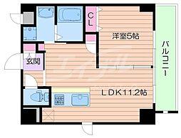 HGT Court Miyakojima[3階]の間取り