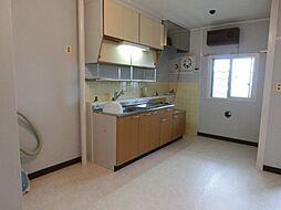 上野ビルのキッチン