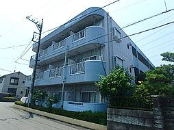 栃木県宇都宮市東簗瀬1丁目の賃貸マンションの外観