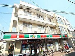 神奈川県川崎市高津区諏訪1丁目の賃貸マンションの外観