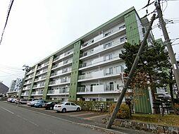 マンションニュー緑台B棟[2階]の外観