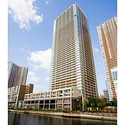 芝浦アイランド ブルームタワー[11階]の外観