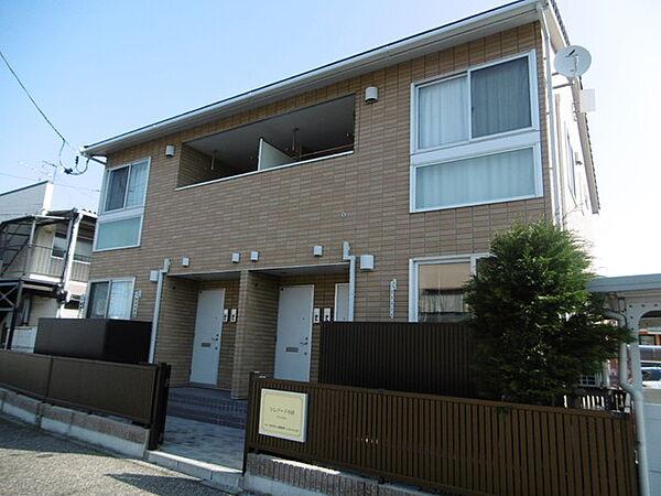 ソレアード小針 2階の賃貸【新潟県 / 新潟市西区】