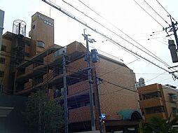 ライオンズマンション西新第2[501号室]の外観