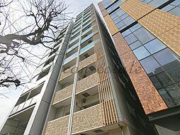 東京都中央区新富2丁目の賃貸マンションの外観