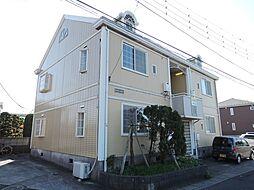 神奈川県鎌倉市台1丁目の賃貸アパートの外観