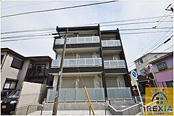 リブリ・東千葉[3階]の外観