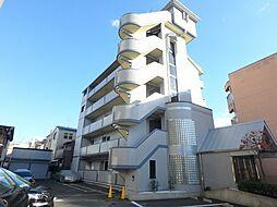 大阪府豊中市庄内西町3丁目の賃貸マンションの外観