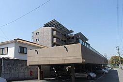 愛知県岡崎市戸崎町字才苗の賃貸マンションの外観