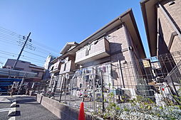 GeminiB棟[2階]の外観