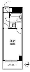 武蔵屋ビル[4階]の間取り