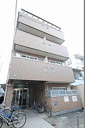 スウィートルーム聖護院西[3階]の外観