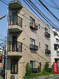 横浜元町ガーデンIII[3階]の外観