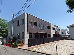 JR中央線 八王子駅 バス26分 川口小学校下車 徒歩4分の賃貸アパート