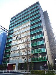 パークハビオ渋谷神山町[10階]の外観