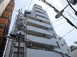メロディハイム新大阪[2階]の外観