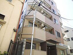プランドール赤羽[4階]の外観
