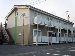 愛知県刈谷市井ケ谷町寺山下の賃貸アパートの外観