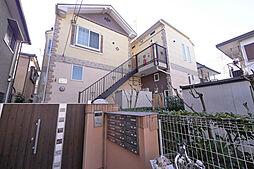 JR横須賀線 新川崎駅 徒歩12分の賃貸アパート