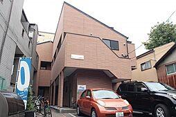 福岡県福岡市博多区美野島2丁目の賃貸アパートの外観