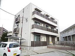 カサグランデ新川崎[2階]の外観