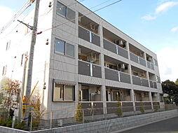 埼玉県八潮市大字上馬場の賃貸マンションの外観