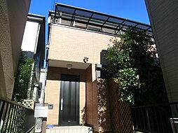 [一戸建] 東京都江戸川区中央3丁目 の賃貸【/】の外観
