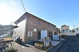JR横浜線 町田駅 バス33分 日大三高入口下車 徒歩2分の賃貸アパート