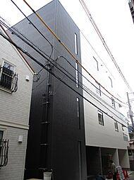 鬼高2丁目共同住宅A棟[3階]の外観