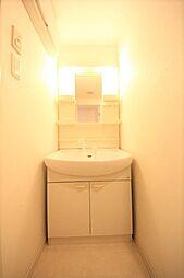 ブランノワールの洗面所
