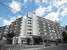 ライオンズマンション長田ヒルズ[6階]の外観