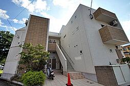 福岡県福岡市博多区麦野4丁目の賃貸アパートの外観