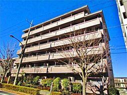 東京都多摩市落合1丁目の賃貸マンションの外観