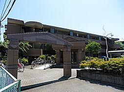 東京都東村山市廻田町2丁目の賃貸マンションの外観