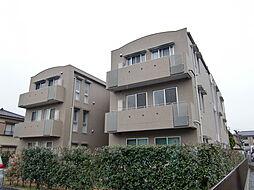 東京都練馬区土支田4丁目の賃貸マンションの外観