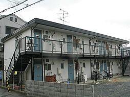 大阪府枚方市渚元町の賃貸アパートの外観