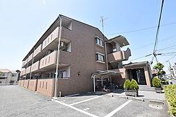 大阪府和泉市箕形町2丁目の賃貸マンションの外観
