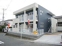 サイドパーク湘南[1階]の外観