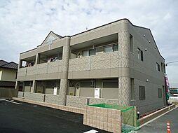愛知県日進市米野木台3丁目の賃貸マンションの外観