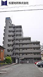 愛知県豊橋市前田中町の賃貸マンションの外観