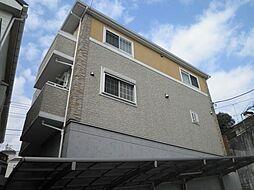 [テラスハウス] 神奈川県横浜市神奈川区三枚町 の賃貸【/】の外観