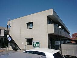 滋賀県長浜市末広町の賃貸アパートの外観
