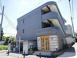 神奈川県海老名市国分北1丁目の賃貸マンションの外観