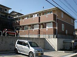 愛知県名古屋市名東区新宿2丁目の賃貸アパートの外観