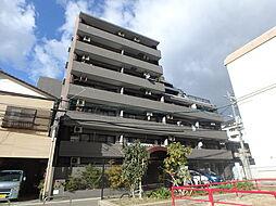 エステート・モア・白金II[2階]の外観